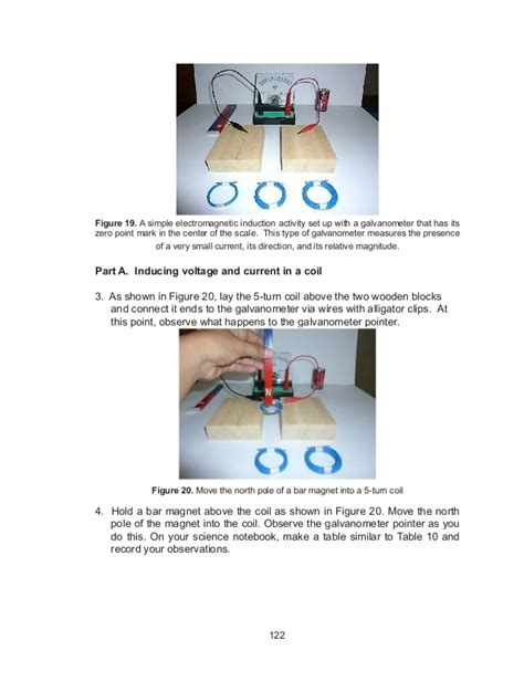 electromagnetic induction grade 10 grade 10 science learner material unit 2 motion and energy