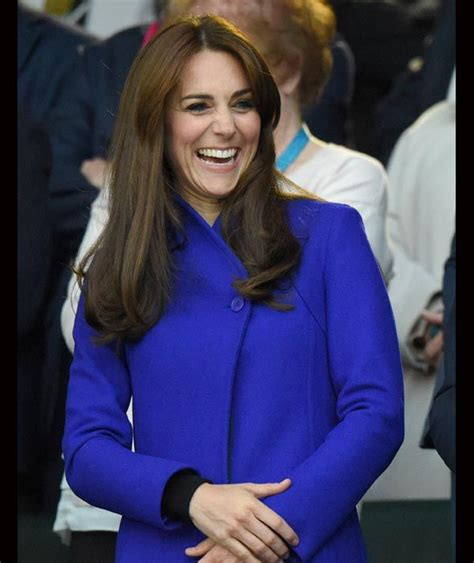 Catherine Duchess Of Cambridge Attends The Rugby World
