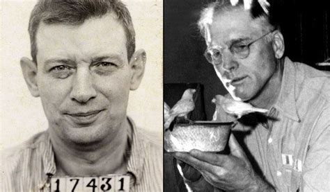 Birdman Criminal Record Convicted Killer Robert Stroud Inspired The 1962