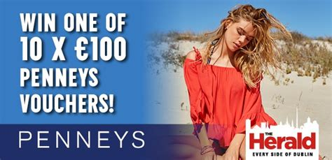 Win 100 Of Vouchers Shiny Shiny by Win One Of 10 X 100 Penneys Vouchers Competitions
