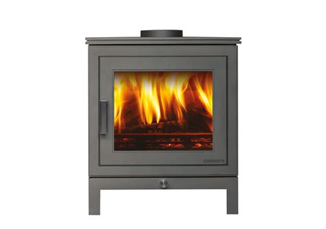 the shoreditch 5kw wood burning stove the fireplace company