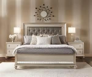 metallic bedroom furniture panel bedroom set from samuel 8808 255 257