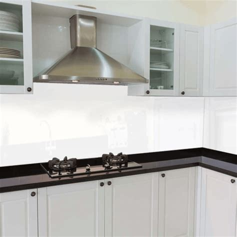 Kitchen Splashback Tiles Ideas by Made To Measure Coloured Glass Splashbacks