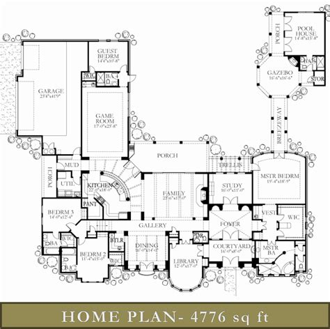 5000 sq ft floor plans floor plans for 5000 sq ft homes home design