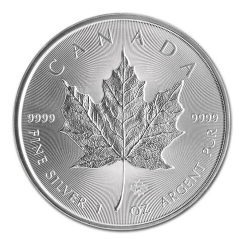 1 oz 2015 canadian maple leaf silver coin 2015 1oz canadian silver maple leaf coin european mint