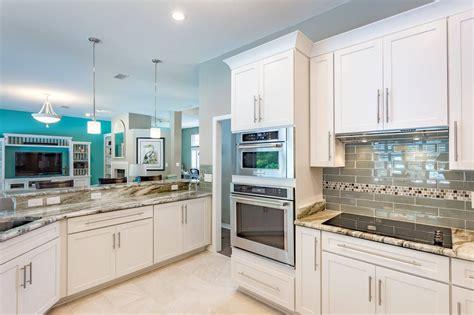 sleek kitchen cabinets custom kitchen and bathroom cabinets in pensacola florida