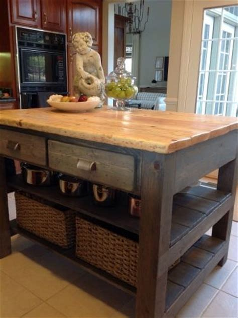 different ideas diy kitchen island diy kitchen island workshop pinterest