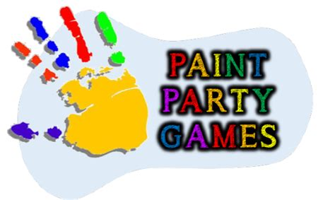 paint party ideas games  party supplies