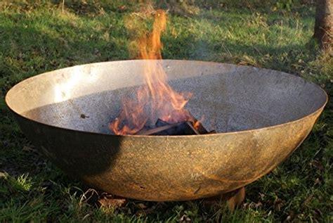 Wood Burning Bowls Chimineas Large 80cm Steel Bowl Dish Wood Burner Pit Bowl Ebay