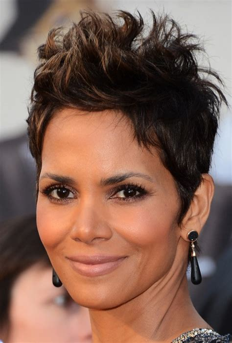 style pixie like halle berry 2014 halle berry s short hairstyles boyish pixie pretty