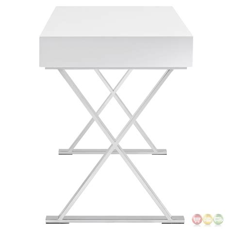 white desk with wood top sector modern office desk with wood top stainless steel