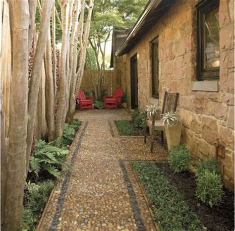 side patio ideas best idea arizona backyard landscaping pictures using
