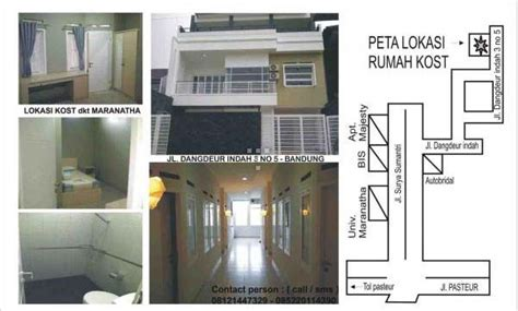 Mesin Cuci Jl Abc Bandung terima kos khusus putri daerah maranata jl dangdeur