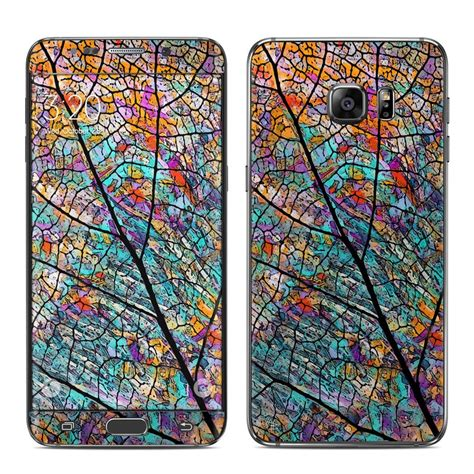 samsung galaxy s6 edge plus skin stained aspen by fusion