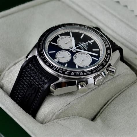 Buy Omega SpeedMaster racing co axial chronograph 40 mm   Free delivery price in Pakistan