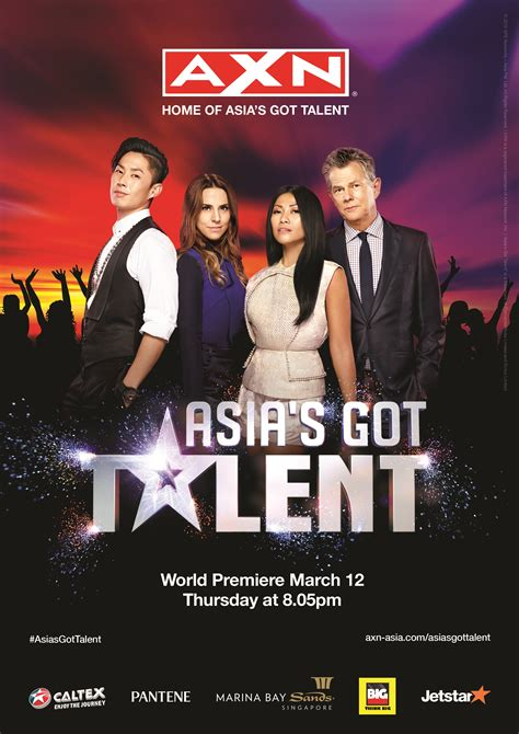 how to vote in asia s got talent online asia s got talent premieres on axn what s a geek
