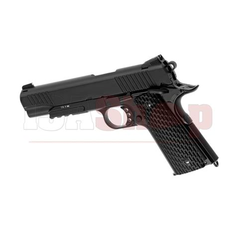 metal tactical m1911 tactical metal co2 iron site airsoft shop