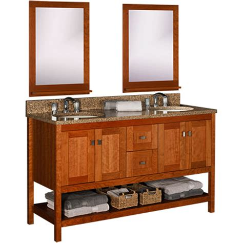 alki spa inset style vanity with basin 60 quot x 21 quot or