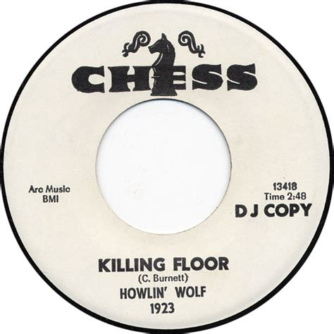 killing floor howlin wolf others