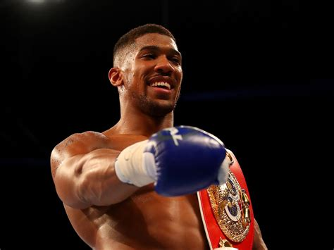 Anthony Joshua next fight to take place on 25 June at O2