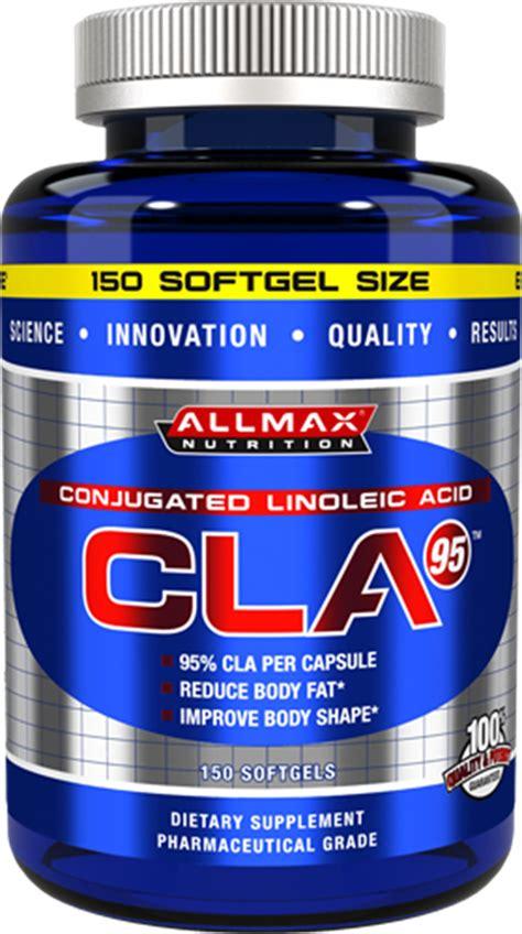 Suplemen Allmax allmax nutrition cla95 supplement for burning