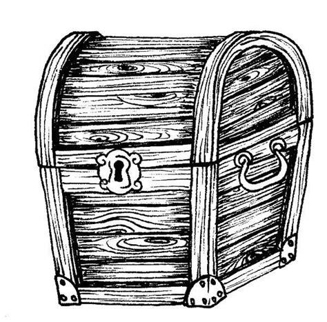 open treasure chest coloring page treasure chest coloring