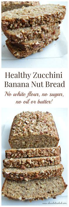 whole grain zucchini banana bread best health nut bread recipe on