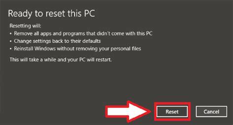 cara reset blackberry jadi seperti baru cara reset windows 10 agar seperti baru teknozone