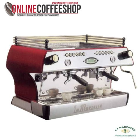 Coffee Machine La Marzocco best coffee machines in south africa 2017