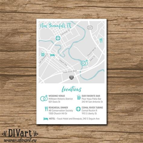 printable directions maps for invitations 25 best ideas about wedding direction maps on pinterest