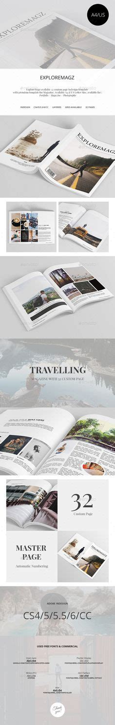 magazine template indd fashion lookbook texts marketing and brochures