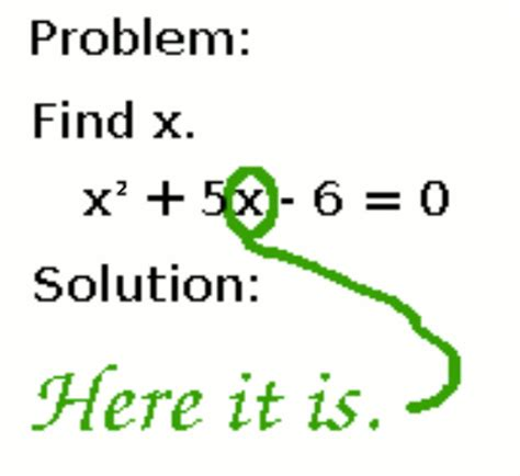 geo/algebra blog: math jokes!