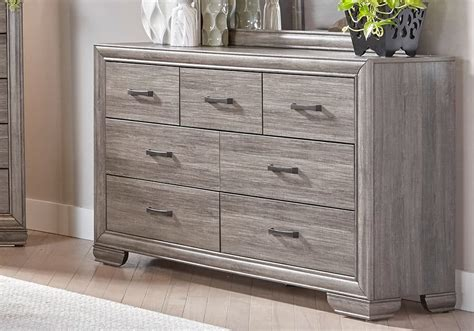 bedroom dresser ls ladonia king bedroom set evansville overstock warehouse