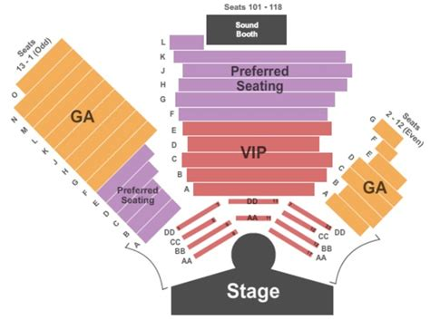 v theater seating chart v theater planet resort casino tickets in
