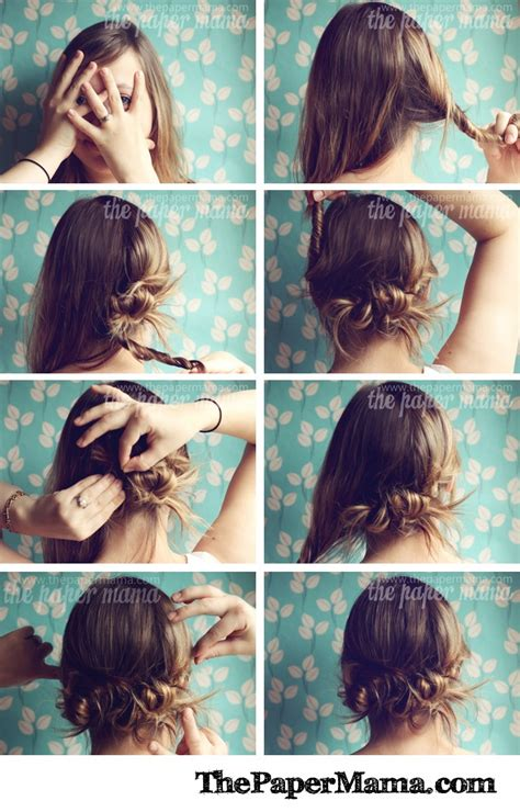 Hairstyles For Tutorial by 20 Clever And Interesting Tutorials For Your Hairstyle