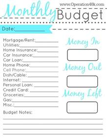 Budget Calendar Planner Best 25 Monthly Budget Planner Ideas On