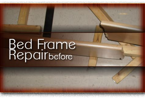 Repair Bed Frame Chicago Home Office Wood Repair