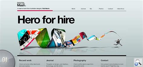 layout site portfolio 90 inspirational and creative portfolio designs instantshift