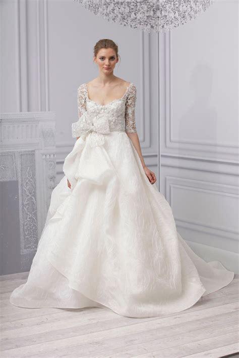 monique lhuillier bridal monique lhuillier spring 2013 bridal dress collection