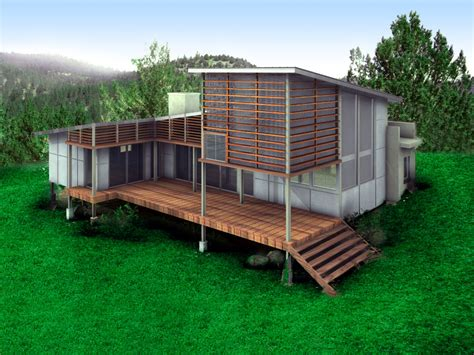 small eco houses small sustainable home design ideas in porch design for