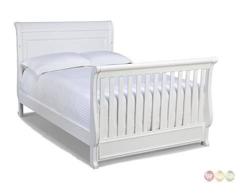 convertible white crib white grow with me convertible crib
