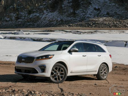 first drive review of the refreshed 2019 kia sorento suv