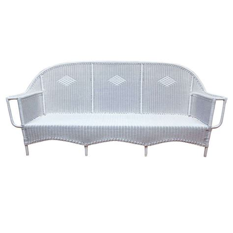 long sofas couches deco wicker sofa extra long