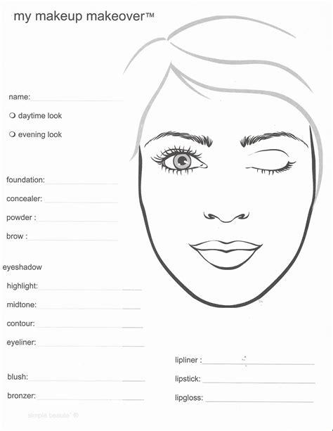 Mary Kay Makeup Face Sheets Mary Kay Mary Kay Mary Mary Kay Cosmetics Makeup Chart Template