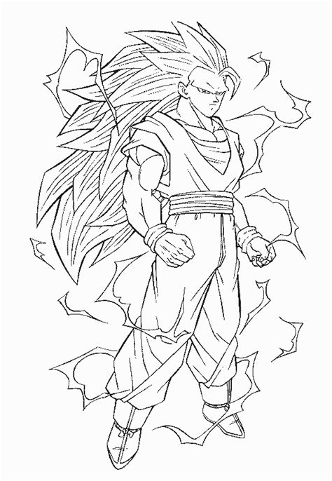 Dbz Coloring Pages Coloring Pages To Print Coloring Pages Goku