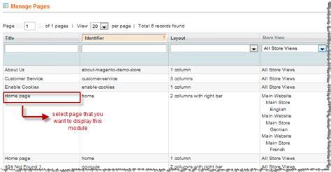 magento custom layout update static block how to create static block for magento custom module