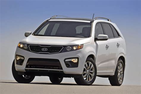 Kia Sorento 2012 Specs 2012 Kia Sorento Review Specs Pictures Price Mpg