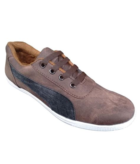 trendy shoes for k9brown trendy casual shoe for price in india buy
