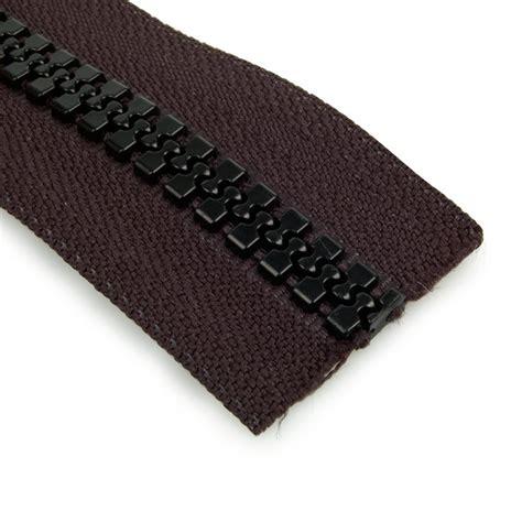 Chain Zipper ykk 174 continuous zipper chain 10 black vislon sailrite