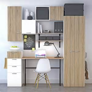 bureau spaceo home effet ch 234 ne leroy merlin
